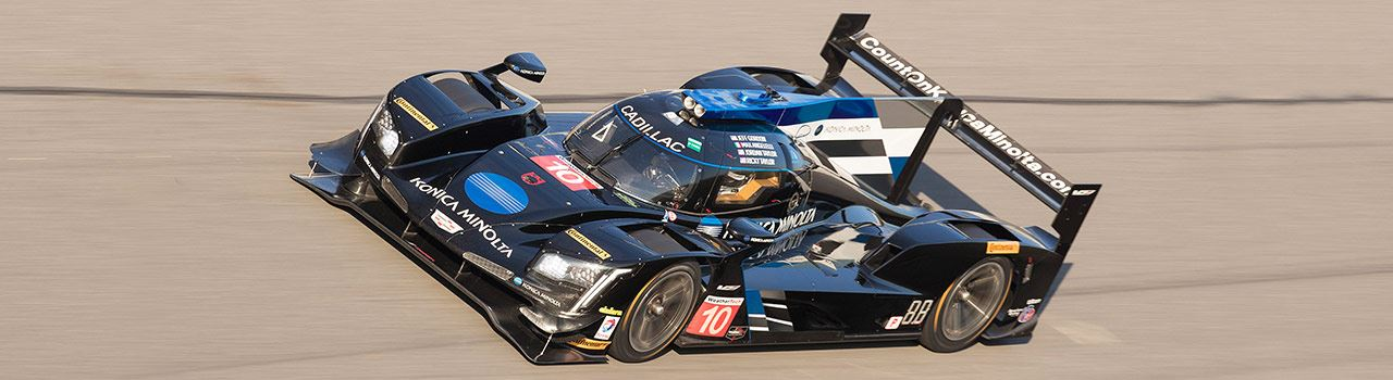 To Learn More About MSA Prototype Racing Participation By Cadillac Click On  The Following Image.